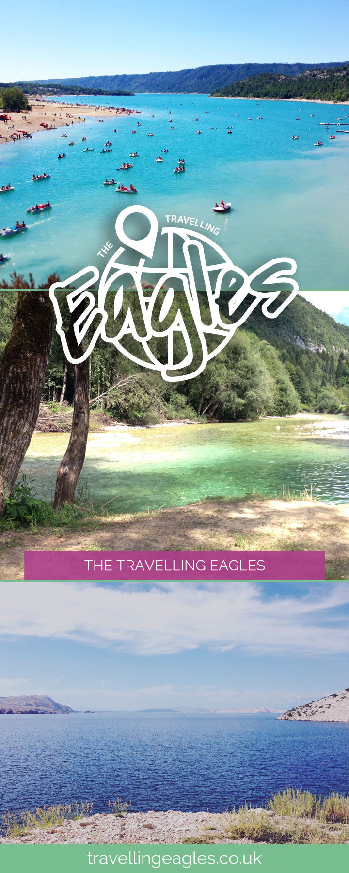 Europe - The Travelling Eagles