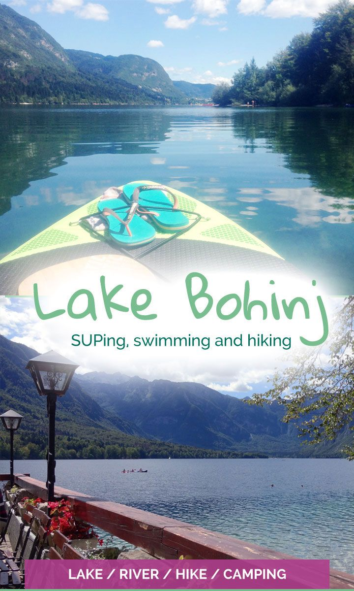 Lake Bohinj - Beautiful lake, beautiful mountains, beautiful river, beautiful climate - The Travelling Eagles