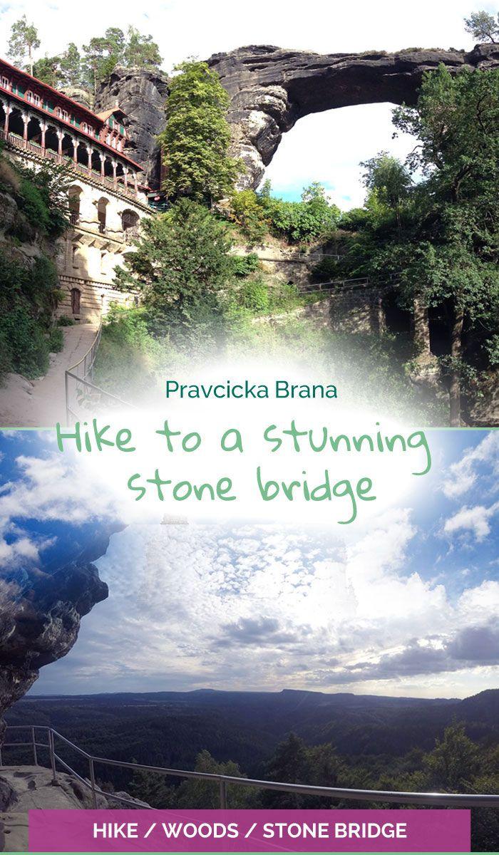 Pravčická Brána, Bohemian Switzerland's beautiful stone arch - The Travelling Eagles
