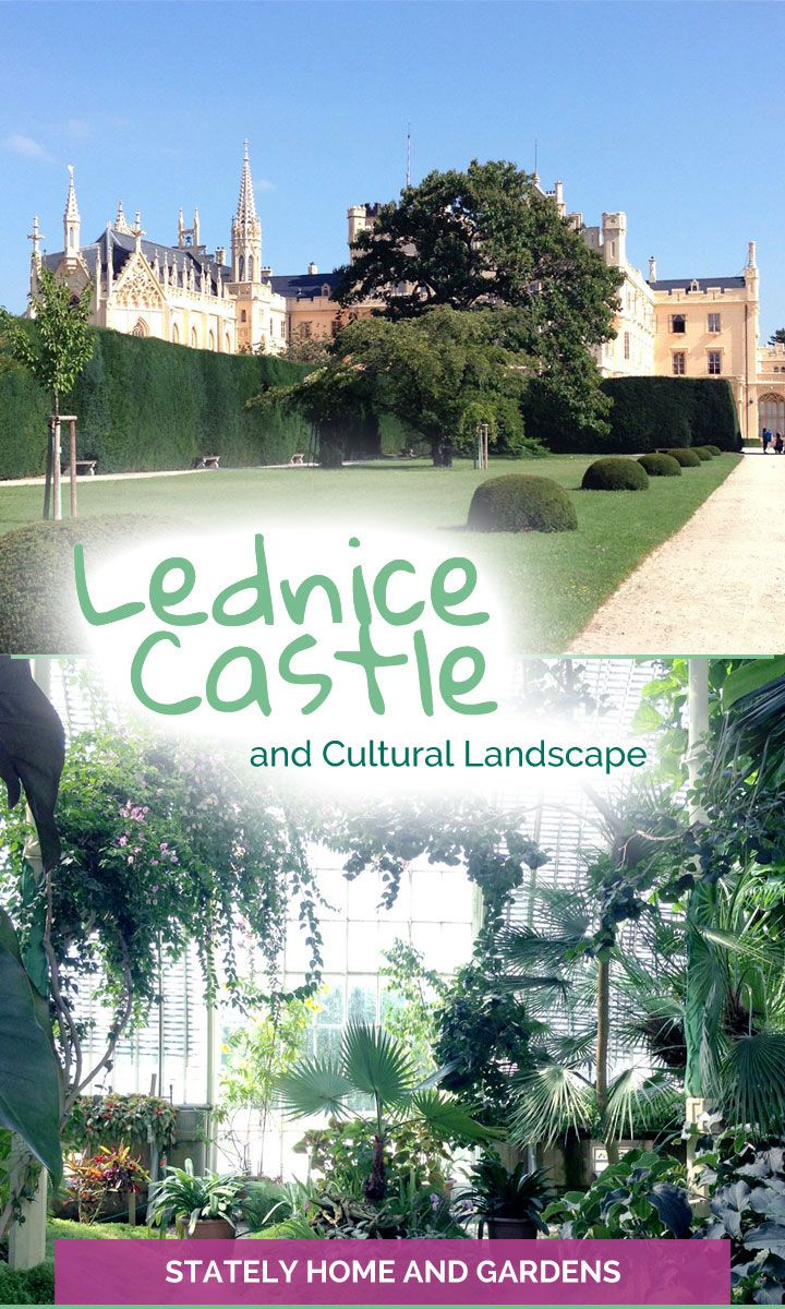 Lednice Castle and Cultural Landscape - The Travelling Eagles