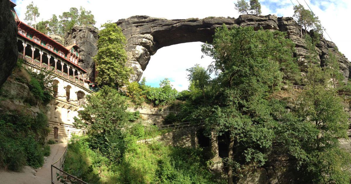 Pravčická Brána, Bohemian Switzerland's beautiful stone arch - Pravčická-Brána-Banner-001.jpg